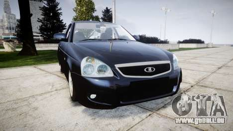 ВАЗ-Lada Priora 2170 Lager für GTA 4