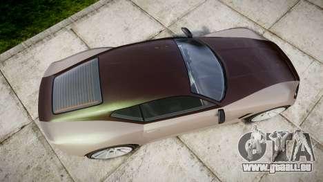 GTA V Lampadati Furore GT pour GTA 4 est un droit