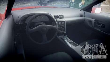 Nissan Skyline R32 GT-R pour GTA 4 Vue arrière