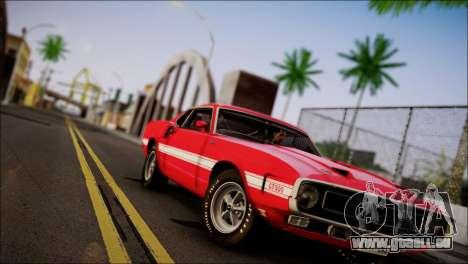 Grizzly Games ENB v1.0 für GTA San Andreas zweiten Screenshot