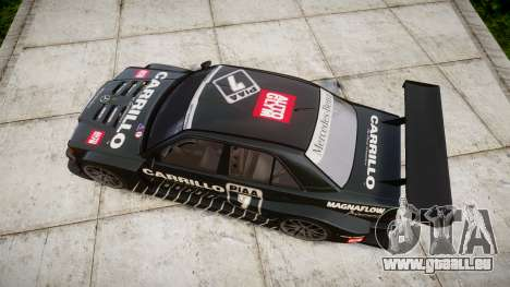 Mercedes-Benz 190E Evo II GT3 PJ 2 pour GTA 4 est un droit
