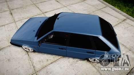 AIDE-Lada 2109 1500i pour GTA 4 est un droit