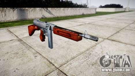 Maschinenpistole Thompson M1A1 box icon1 für GTA 4