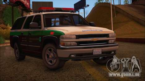 Tierra Robada Armed Forces Border Patrol pour GTA San Andreas