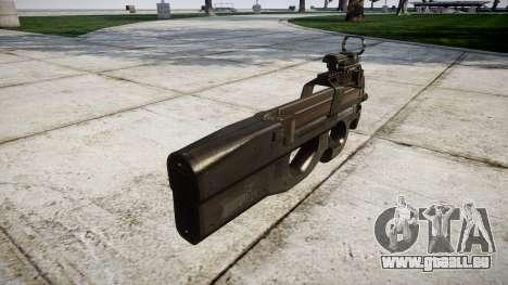 Belgische Maschinenpistole, FN P90 für GTA 4 Sekunden Bildschirm