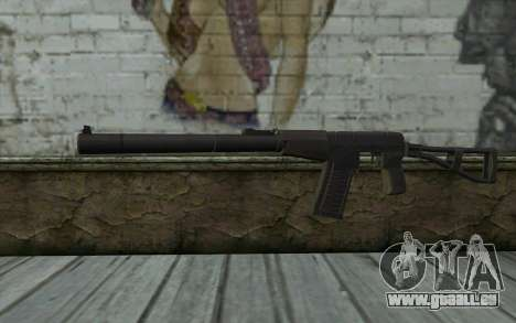 AU-VAL (Battlefield 3) für GTA San Andreas