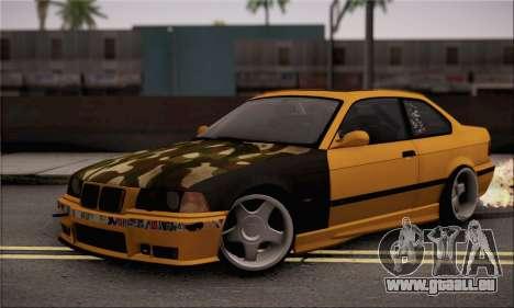 BMW M3 E36 Drift pour GTA San Andreas