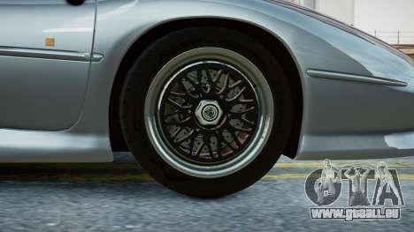 Jaguar XJ220 1992 (EPM) für GTA 4 hinten links Ansicht