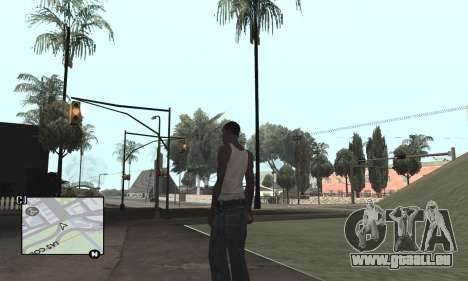 Colormod by Tego Calderon für GTA San Andreas dritten Screenshot