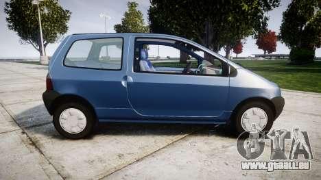 Renault Twingo I für GTA 4 linke Ansicht