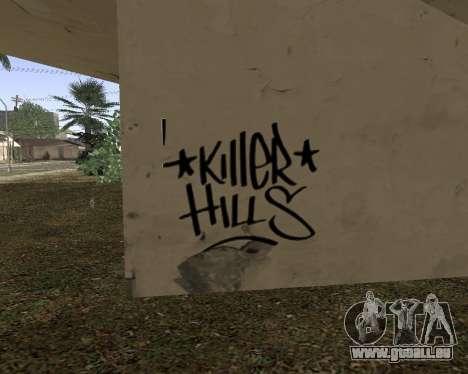 Textur Los Santos von GTA 5 für GTA San Andreas her Screenshot
