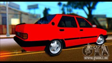 Tofas Dogan SLX Koni Clup pour GTA San Andreas laissé vue