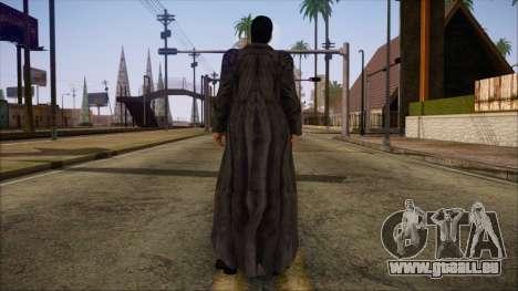 Neo Matrix Skin für GTA San Andreas zweiten Screenshot