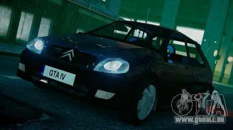 Citroen Saxo für GTA 4