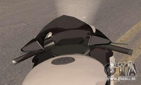 Double T GTA 5 pour GTA San Andreas sur la vue arrière gauche