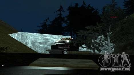 Трасса Offroad v1.1 durch Rappar313 für GTA San Andreas zwölften Screenshot