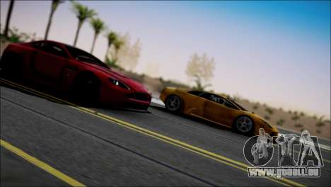 Grizzly Games ENB v1.0 für GTA San Andreas dritten Screenshot