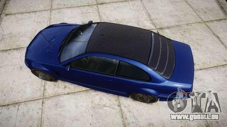 Ubermacht Sentinel Seven v2.0 für GTA 4 rechte Ansicht