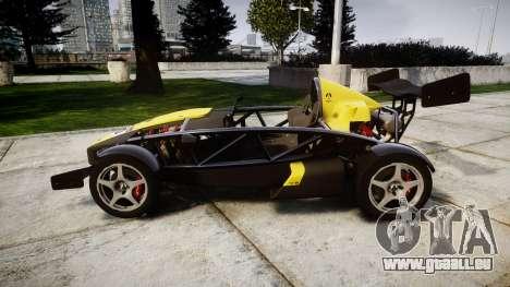 Ariel Atom V8 2010 [RIV] v1.1 Hauminator pour GTA 4 est une gauche