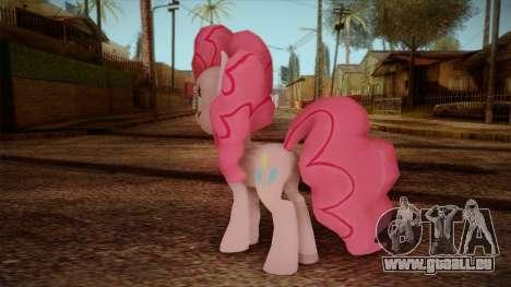 Pinkie Pie from My Little Pony für GTA San Andreas zweiten Screenshot
