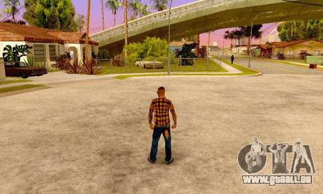Los Santos Vagos pour GTA San Andreas sixième écran