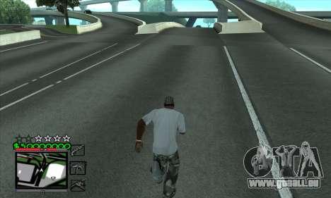 C-HUD by Niko pour GTA San Andreas troisième écran