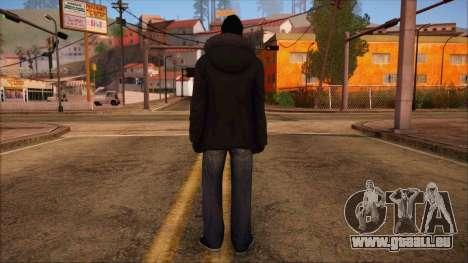 GTA 5 Online Skin 10 pour GTA San Andreas deuxième écran