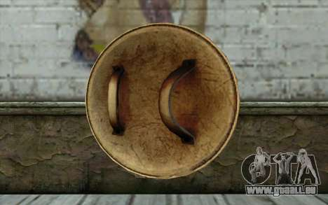 DeadPool Shield v1 pour GTA San Andreas deuxième écran