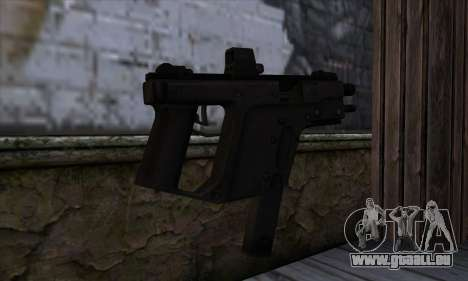 Tec9 from State of Decay für GTA San Andreas zweiten Screenshot