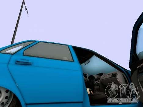 VAZ 2170 für GTA San Andreas Seitenansicht