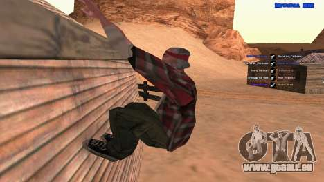ped.ifp von Pavel_Grand für GTA San Andreas her Screenshot