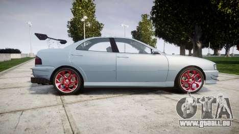 Dinka Chavos GT9 für GTA 4 linke Ansicht
