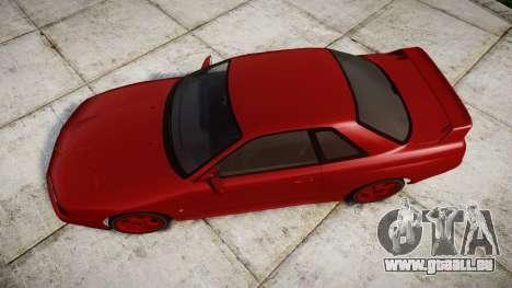 Nissan Skyline R32 GT-R für GTA 4 rechte Ansicht