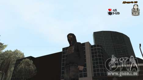 Colormod by Tego Calderon für GTA San Andreas fünften Screenshot