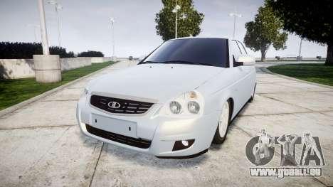 ВАЗ-Lada Priora 2170 Glühbirne für GTA 4