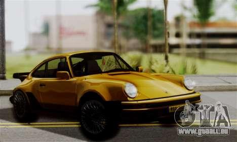 Porche 911 Turbo 1982 für GTA San Andreas