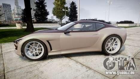 GTA V Lampadati Furore GT pour GTA 4 est une gauche