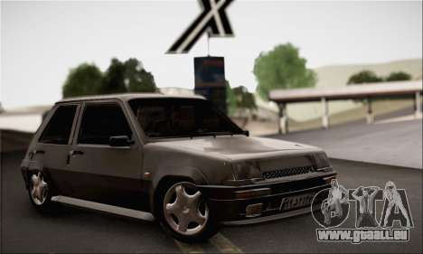 Renault 5 für GTA San Andreas