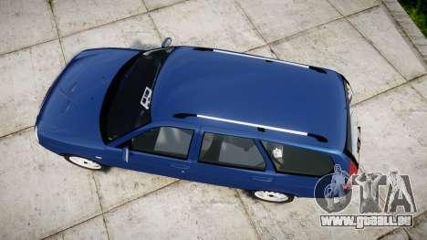 ВАЗ-2171 INSTALLÉ Avant rims2 pour GTA 4 est un droit