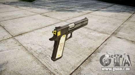 Le Gun De Tony Montana pour GTA 4 secondes d'écran