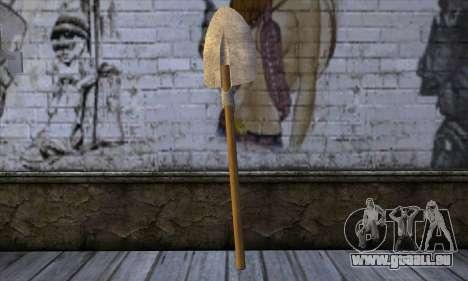 New Shovel pour GTA San Andreas deuxième écran