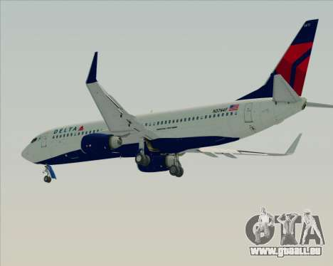 Boeing 737-800 Delta Airlines pour GTA San Andreas