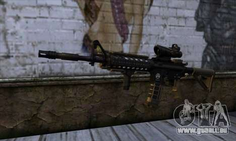 AR15 bushmaster für GTA San Andreas