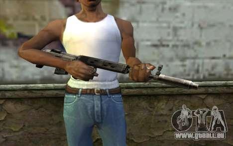 Les Eei, Sans Optique pour GTA San Andreas troisième écran