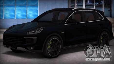 Porsche Cayenne Hybrid 2015 pour GTA San Andreas