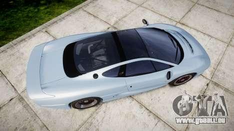 Jaguar XJ220 1992 [EPM] für GTA 4 rechte Ansicht