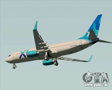 Boeing 737-800 XL Airways für GTA San Andreas
