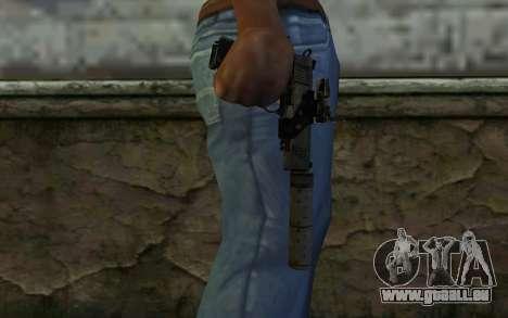 New  Silenced pour GTA San Andreas troisième écran