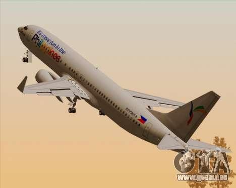 Boeing 737-800 South East Asian Airlines (SEAIR) für GTA San Andreas