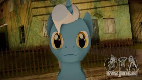 Pokeypierce from My Little Pony pour GTA San Andreas troisième écran